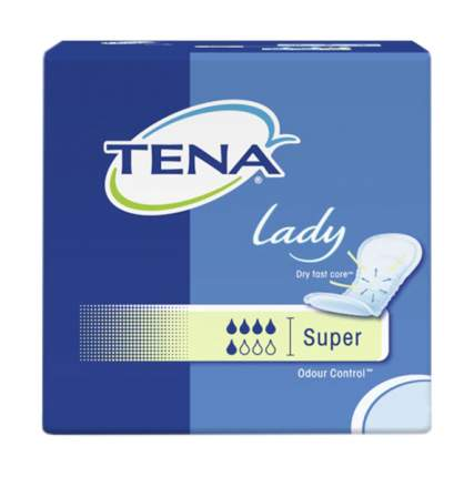 Прокладки Тена Леди супер N15