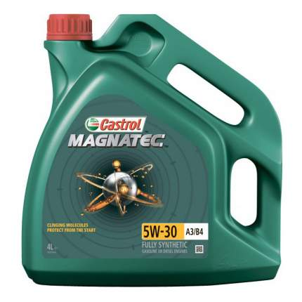 Моторное масло Castrol Magnatec A3/B4 5W-30 4л