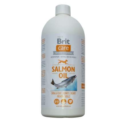 Витаминный комплекс для собак Brit Care Salmon Oil, 1000 мл