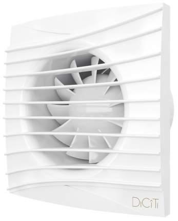 Вентилятор осевой вытяжной DiCiTi SILENT 4C TURBO