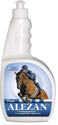 """Гель охлаждающий с антитравматическим эффектом """"Alezan"""", для лошадей, 500 мл"""