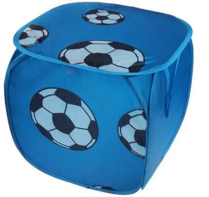 Корзина для игрушек Наша игрушка Футбол, 43 см