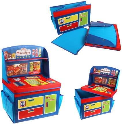 Корзина для игрушек Наша игрушка Магазин, 40х55 см