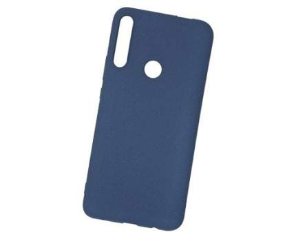Чехол для смартфона NewLevel Fluff TPU Hard Blue для Huawei P smart Z