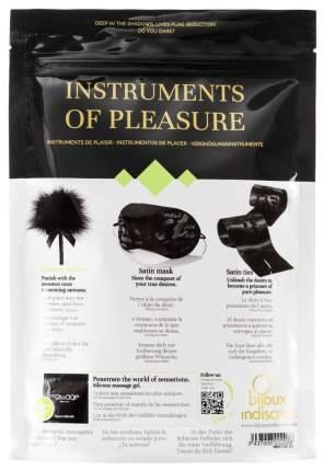 Набор Bijoux Indiscrets Instruments of Pleasure Green Level