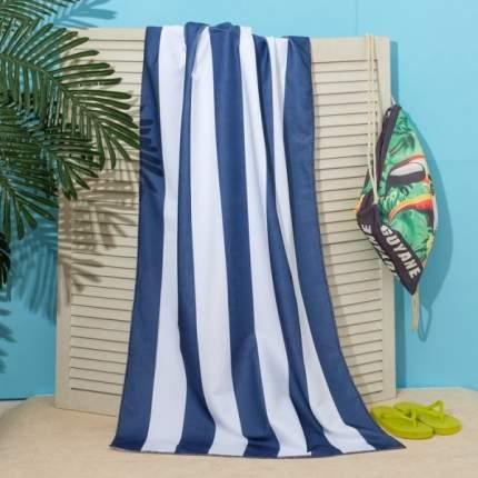 """Полотенце пляжное в сумке Этель """"Тукан"""", 70*140 см, микрофибра, 100% п/э Этель"""