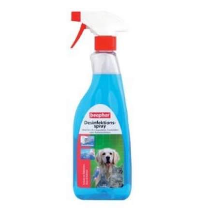 Спрей для дезинфекции мест обитания животных Beaphar Desinfections-spray, 500мл