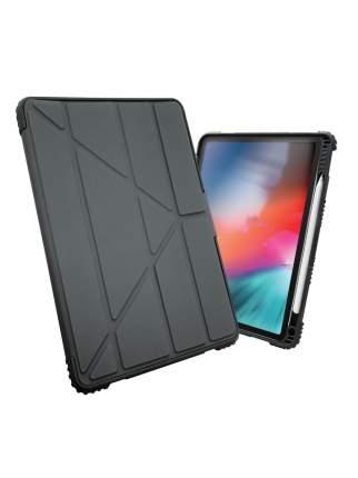 "Чехол BUMPER FOLIO Flip Case для планшета Apple iPad 10.2"" Gray"