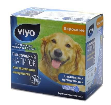 Пребиотический напиток для укрепления иммунитета для собак VIYO Reinforces Dog Adult 30мл