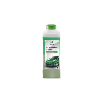 Автошампунь GRASS Active Foam Power (1л)
