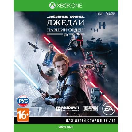 Игра Звёздные Войны – Джедаи: Павший Орден для Xbox One