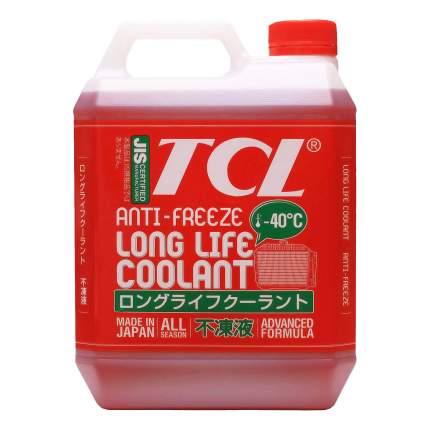 Антифриз TCL LLC -40°C G12 красный  4л