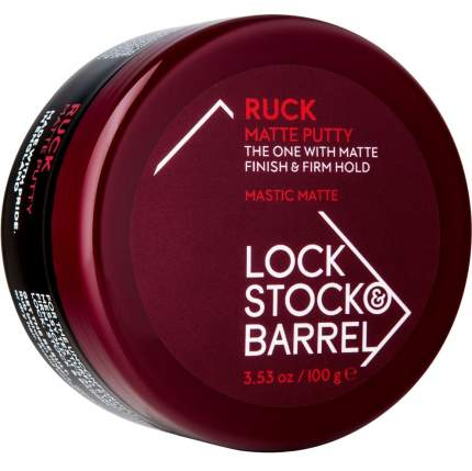 Средство для укладки волос LOCK STOCK BARREL Ruck Matte Putty 100 г