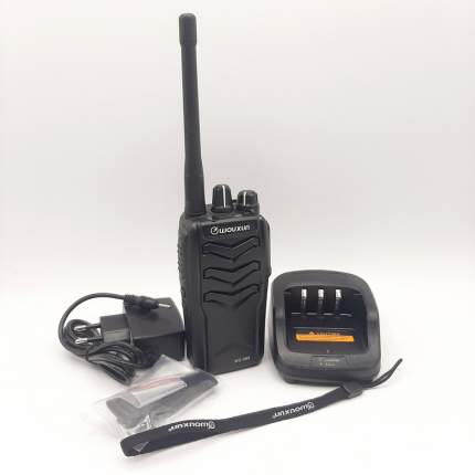 Портативная радиостанция  Wouxun KG-988 U 6/4/1 Вт (400-470 МГц) Акб 3200 mAh