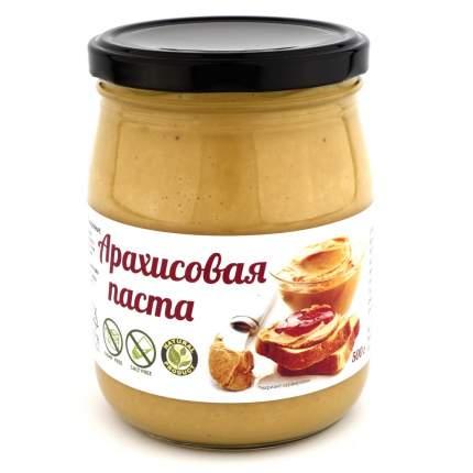 Арахисовая паста натуральная Vegan food 500 г