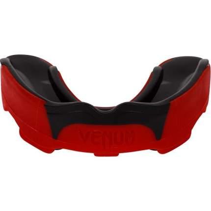 Капа Venum Predator, red/black, One Size