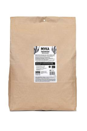 Мука пшеничная Черный хлеб цельнозерновая 5 кг