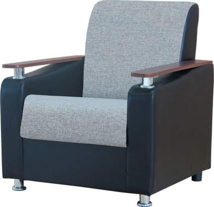Кресло Мелодия ДП №1 шенилл серый