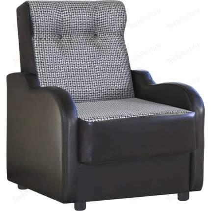 Кресло Классика В рогожка коричневый