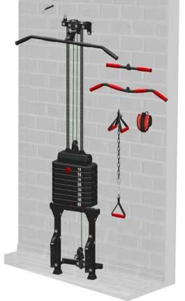 Блоковый тренажер реабилитационный пристенный Leco-IT Starter,KisPis КисПис