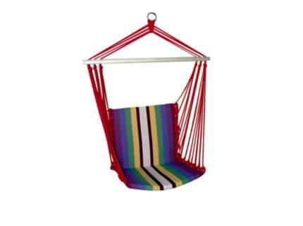 Гамак  HM-080 Гамак-кресло цветной (хлопок) Яркие полоски