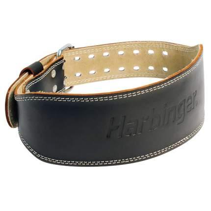 Пояс для тяжелой атлетики Harbinger 361071 black, L