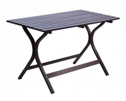 Садовый стол  Стол Берн Дуб темный