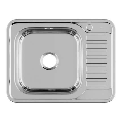 Мойка для кухни из нержавеющей стали IDDIS BAS65PLi77