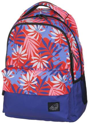 Рюкзак детский WALKER Chap Classic Red Leaves для девочек Сиреневый 42262/143