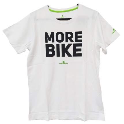 Футболка Merida T-Shirt More White кор.рукав S (2287013129)