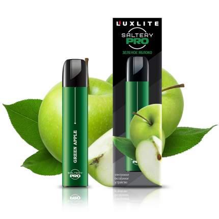 Luxlite Электронная сигарета Luxlite Saltery Pro со вкусом яблока