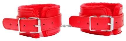 Красные мягкие оковы на регулируемых ремешках Bior toys