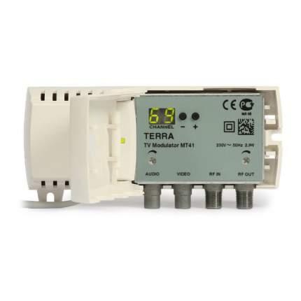 Модулятор TERRA MT41