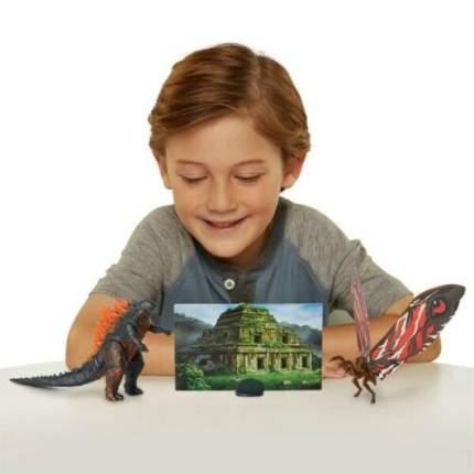 Игровой набор Годзилла и Мотра King of The Monsters Match Up Action Figure feat. Mothra