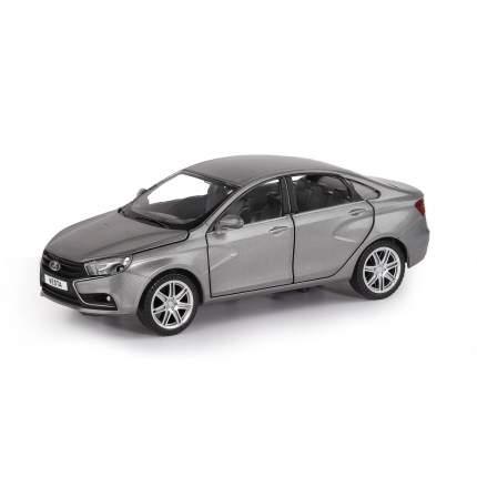 Машинка металлическая Автопанорама LADA VESTA седан, масштаб 1:24