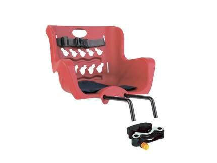 Детское велокресло переднее Bellelli Pulcino Handlefix красное