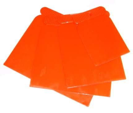Набор шпателей 4шт. (50-80-100-120мм) пластиковые Skrab 27232