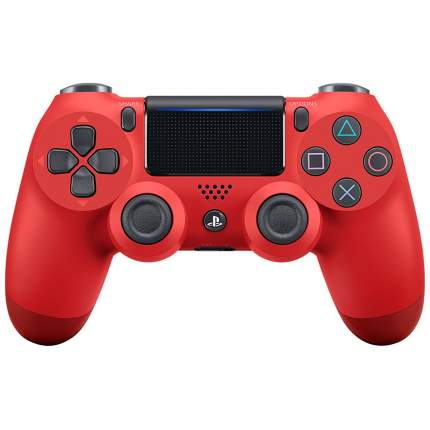 Геймпад Sony PlayStation Dualshock 4 v2 CUH-ZCT2E Red
