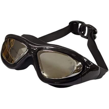 Очки-полумаска для плавания Hawk B31537-8 черные