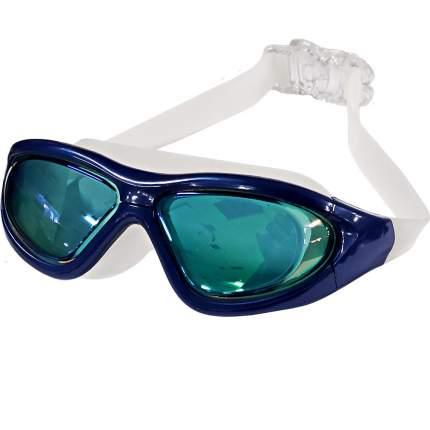 Очки-полумаска для плавания Hawk B31537-1 синие
