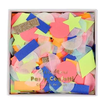 Конфетти Meri Meri 169993 Фигуры разноцветный