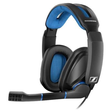 Игровая гарнитура Sennheiser GSP 300 Blue/Black
