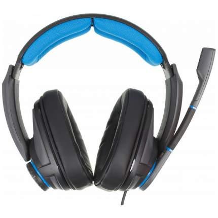 Игровые наушники Sennheiser GSP 300 Blue/Black