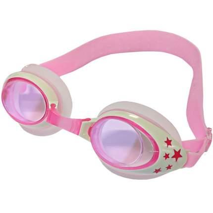 B31523-2 Очки для плавания детские (Розовый/белый)