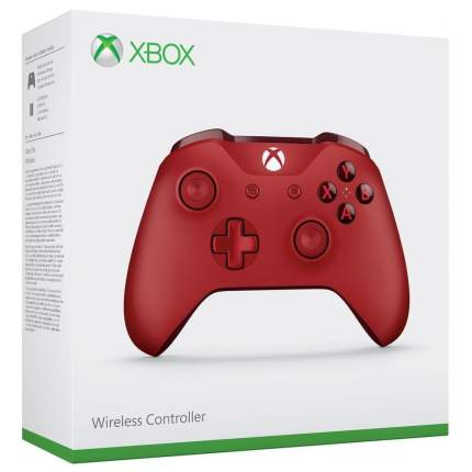 Геймпад Microsoft Xbox One WL3-00028 Red