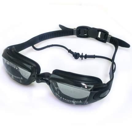 B27495-5 Очки для плавания (черные)