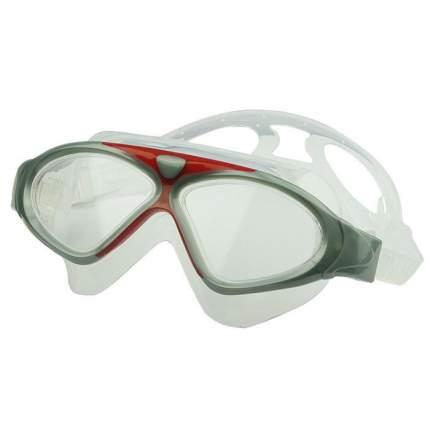 8170-2 Очки-маска для плавания (серебро)