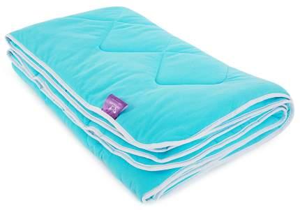 Одеяло Kupu-Kupu Бамбук 172x205см, КБТ-18-42, трикотаж бирюза
