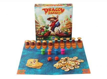 Настольная игра Blue Orange Драконий рынок (Dragon Market)