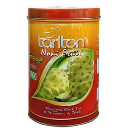 Черный чай Тарлтон нони 100 г